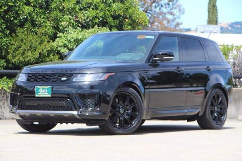New 2020 Land Rover Range Rover Sport HSE PHEV