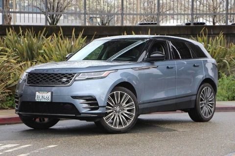 Certified Pre-Owned 2018 Land Rover Range Rover Velar D180 SE R-Dynamic