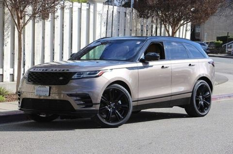 Certified Pre-Owned 2018 Land Rover Range Rover Velar P380 SE R-Dynamic
